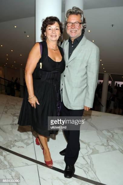 Christa Goetsch mit Ehemann KarlHeinz