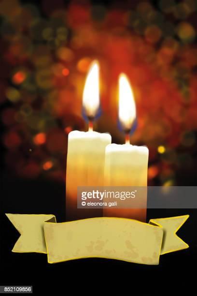 christamas candle