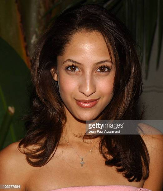 Christel Khalil during 19th Annual Soap Opera Digest Awards Reception Arrivals at White Lotus in Hollywood California United States