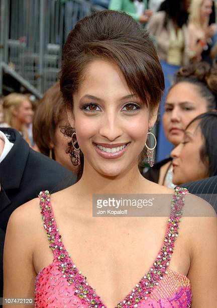 Christel Khalil during 33rd Annual Daytime Emmy Awards Arrivals at Kodak Theater in Hollywood California United States