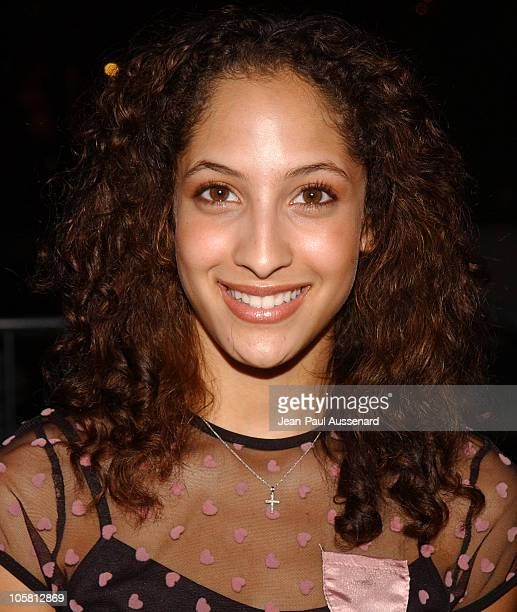 Christel Khalil during 'National Lampoon's Gold Diggers' Premiere Arrivals at The Grove Stadium 14 in Los Angeles California United States