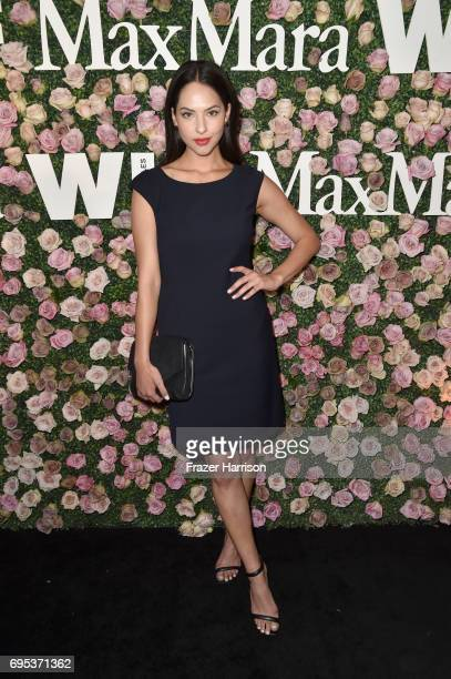Christen Harper at Max Mara Celebrates Zoey Deutch The 2017 Women In Film Max Mara Face of the Future at Chateau Marmont on June 12 2017 in Los...