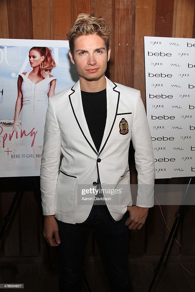 Christian Acosta attends Spring Fling at Wall at W Hotel on March 13, 2014 in Miami Beach, Florida.