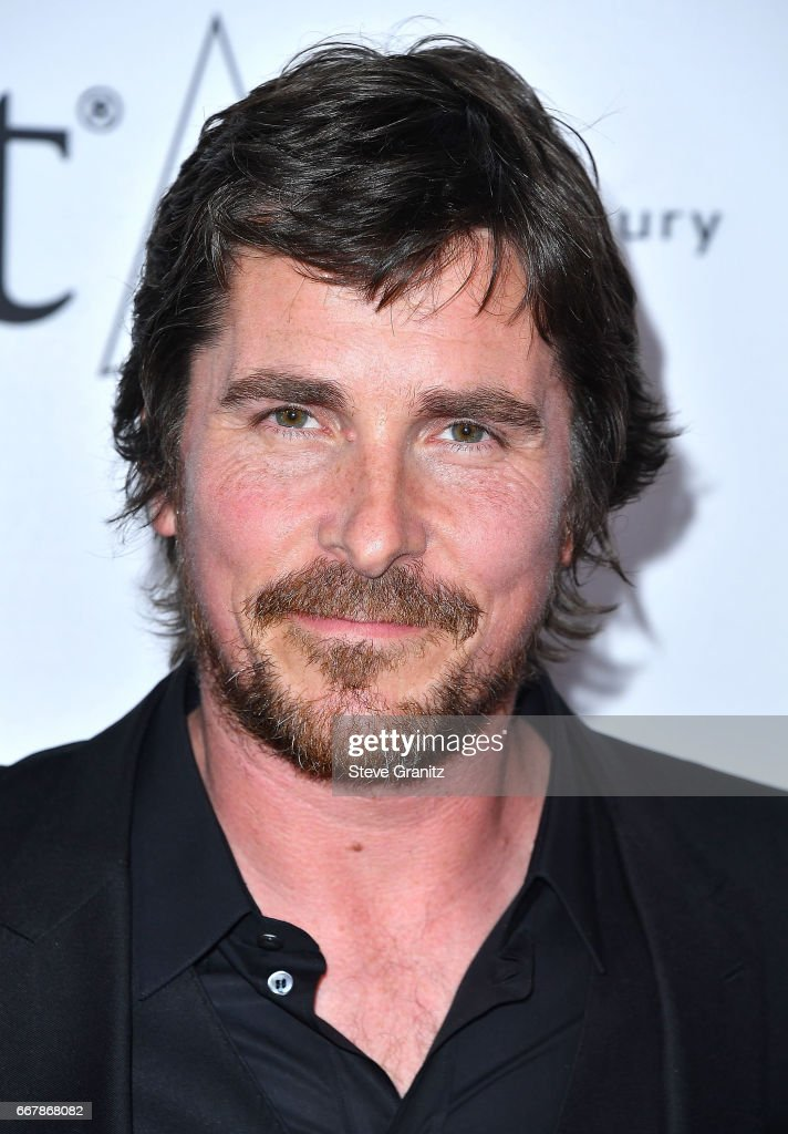 Christian Bale arrives at the Premiere Of Open Road Films' 'The Promise' at TCL Chinese Theatre on April 12, 2017 in Hollywood, California.