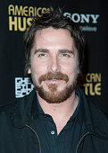 Christian Bale attends the 'American Hustle' screening after party at Monkey Bar on December 6 2013 in New York City