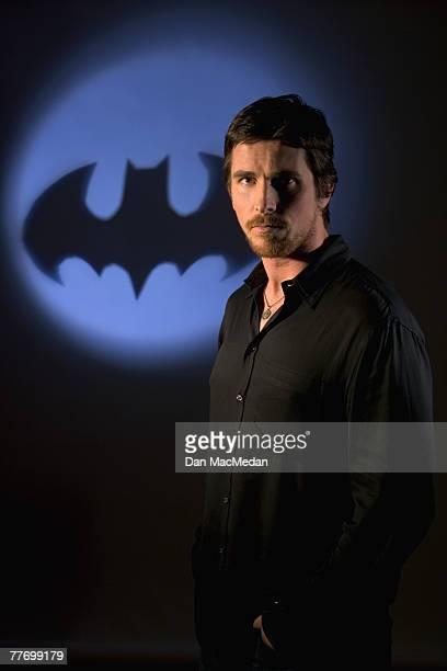 Christian Bale Christian Bale by Dan MacMedan Christian Bale USA Today June 4 2005 Beverly Hills California