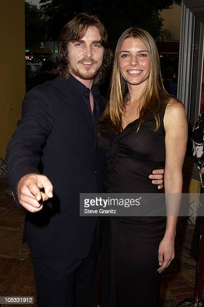 Christian Bale during 'Reign of Fire' Premiere at Mann's Village in Westwood California United States