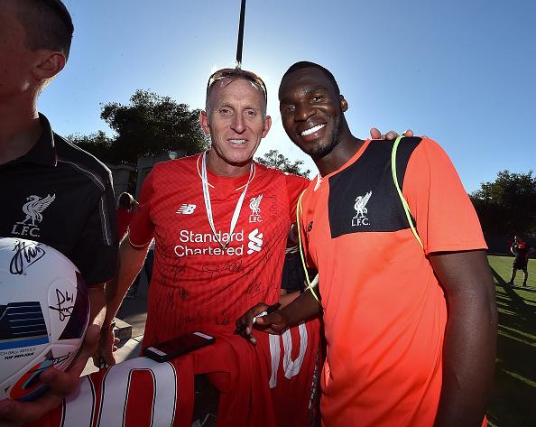 Liverpool US Pre-Season Tour : News Photo