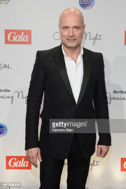 Christian Berkel attends the Berlin Opening Night Of Gala Ufa Fiction during the 64th Berlinale International Film Festival at Hotel Das Stue on...
