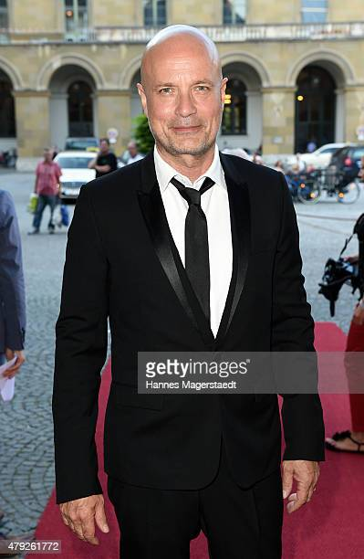 Christian Berkel attends the Bernhard Wicki Award 2015 during the Munich Film Festival at Cuvilles Theatre on July 2 2015 in Munich Germany