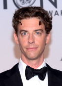 Christian Borle attends the 66th Annual Tony Awards at The Beacon Theatre on June 10 2012 in New York City