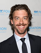Christian Borle attends the Bar Mitzvah style reception for the Stage Directors Choreographers Foundation presention of The 'Mr Abbot' Award to James...
