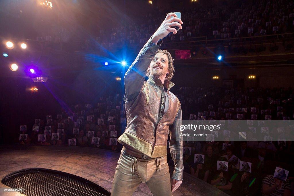 """Something Rotten"" on Broadway 1 Year Anniversary Celebration"
