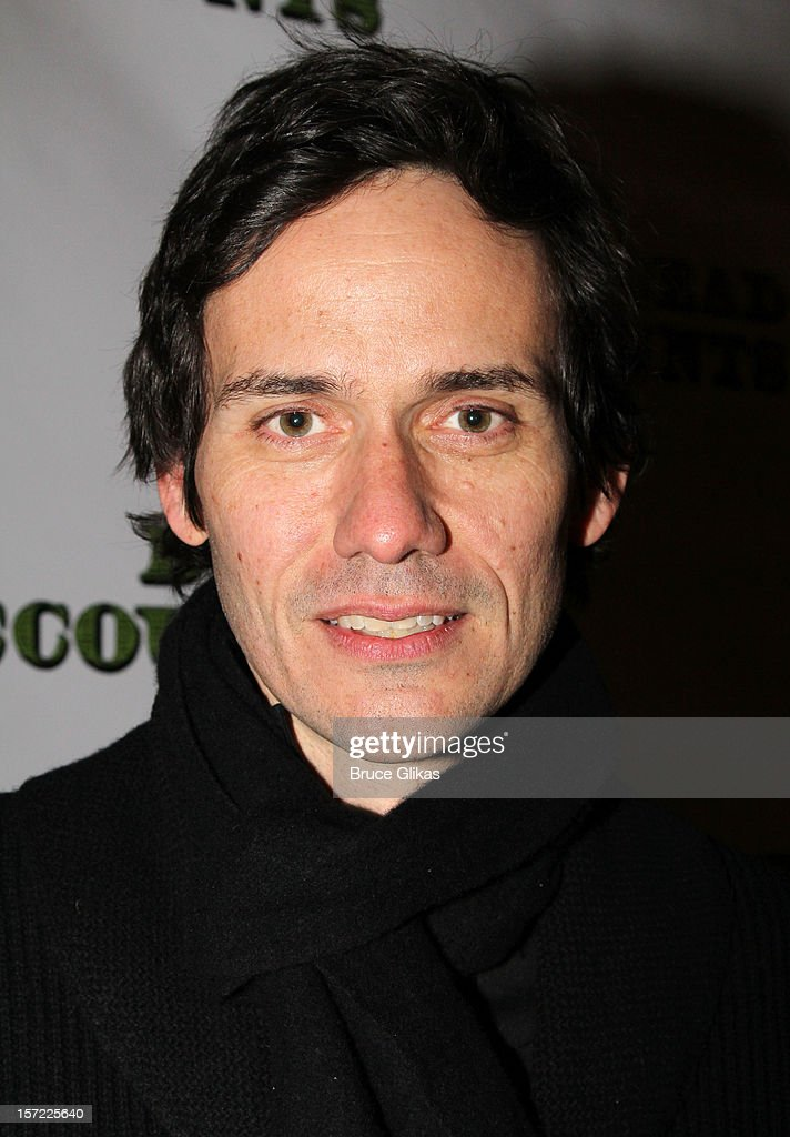 Christian Camargo attends the Opening Night of 'Dead Accounts'on Broadway at The Music Box Theatre on November 29, 2012 in New York City.
