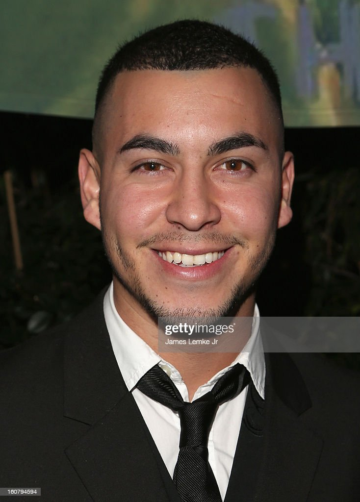 Christian Campos attends Chris Rockstar's 'I Guess I'm Trying To Say' Music Video Release Party held at the W Hollywood on February 5, 2013 in Hollywood, California.