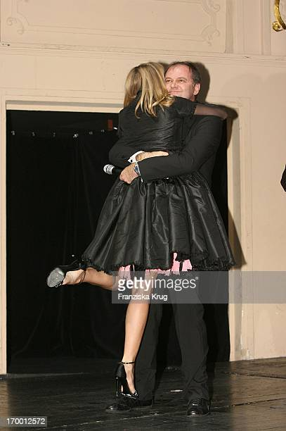 Christian Carion and Diane Kruger at The 'Merry Christmas' Premiere In The Comic Opera in Berlin 231105