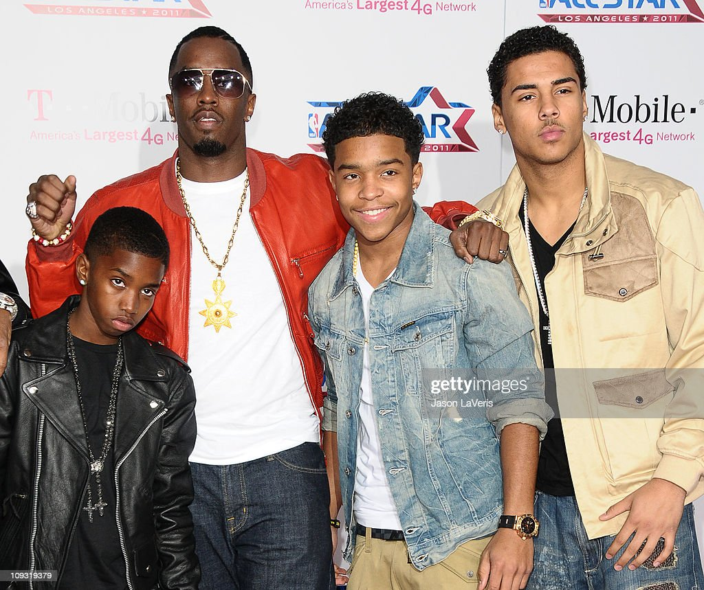 In Focus: Daddy Diddy And Justin Combs