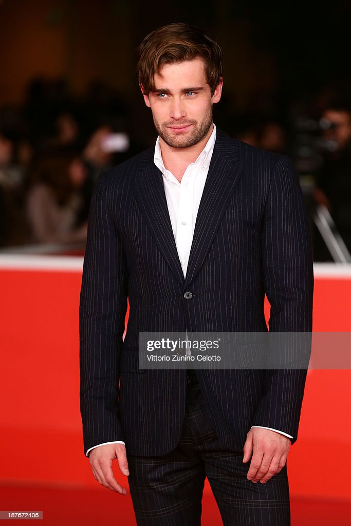 Christian Cooke attends 'Romeo And Juliet' Premiere during The 8th Rome Film Festival at Auditorium Parco Della Musica on November 11, 2013 in Rome, Italy.