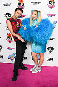 2020 Christian Cowan x Powerpuff Girls Runway Show -...