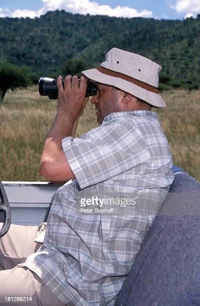 Christian Ebel PRO 7 Serie 'Glueckliche Reise ' Folge 18 'Sun City' 'The Lost City'/SüdAfrika Südafrika Episode 1 'Zwei VIP's aus Dresden' Tierpark...