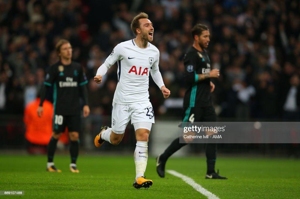 Tottenham Hotspur v Real Madrid - UEFA Champions League