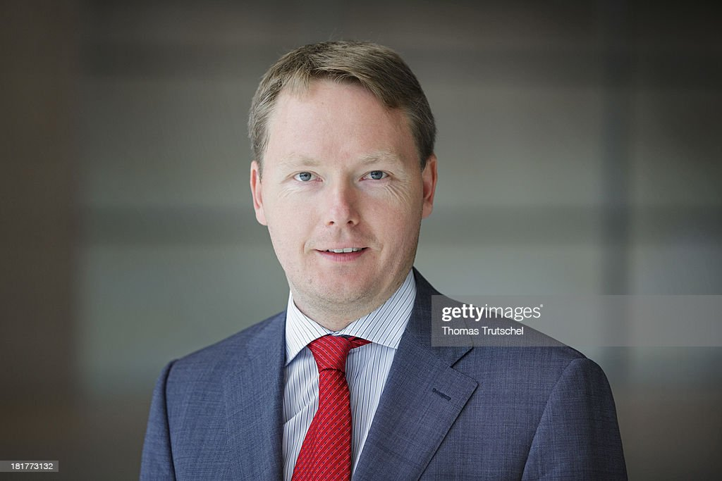 Christian Flisek, SPD, member of German Bundestag, poses for a photograph on September 24, 2013 in Berlin, Germany.