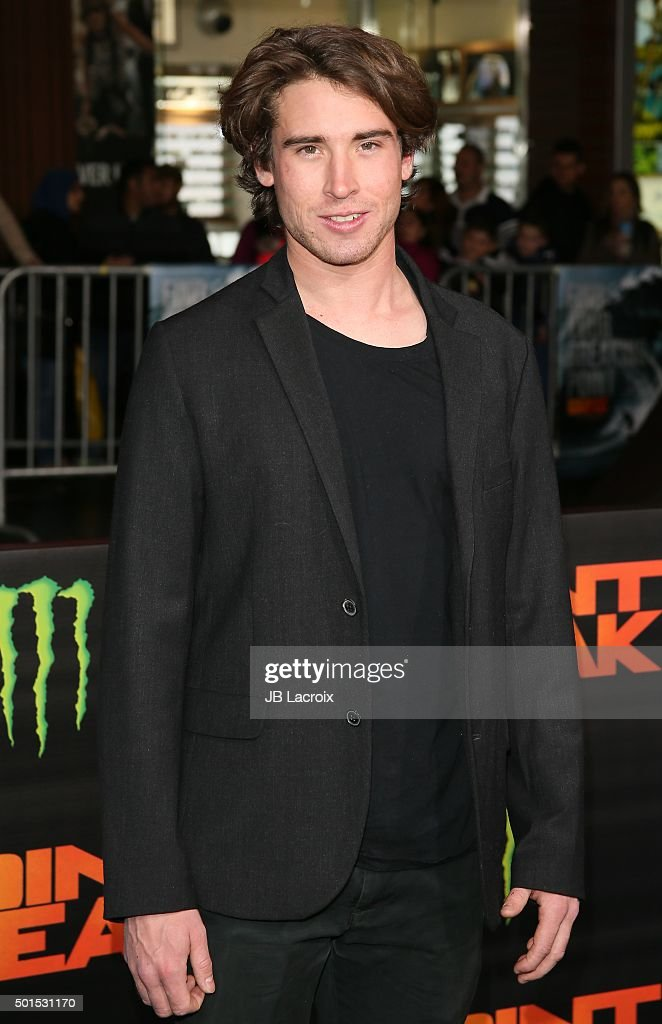 <a gi-track='captionPersonalityLinkClicked' href=/galleries/search?phrase=Christian+Haller&family=editorial&specificpeople=4606567 ng-click='$event.stopPropagation()'>Christian Haller</a> attends the premiere Of Warner Bros. Pictures And Alcon Entertainment's 'Point Break' at TCL Chinese Theatre on December 15, 2015 in Hollywood, California.