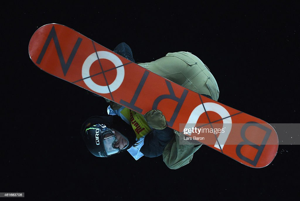 <a gi-track='captionPersonalityLinkClicked' href=/galleries/search?phrase=Christian+Haller&family=editorial&specificpeople=4606567 ng-click='$event.stopPropagation()'>Christian Haller</a> of Switzerland competes during the Men's Halfpipe Final of the FIS Freestyle Ski and Snowboard World Championship 2015 on January 17, 2015 in Kreischberg, Austria.