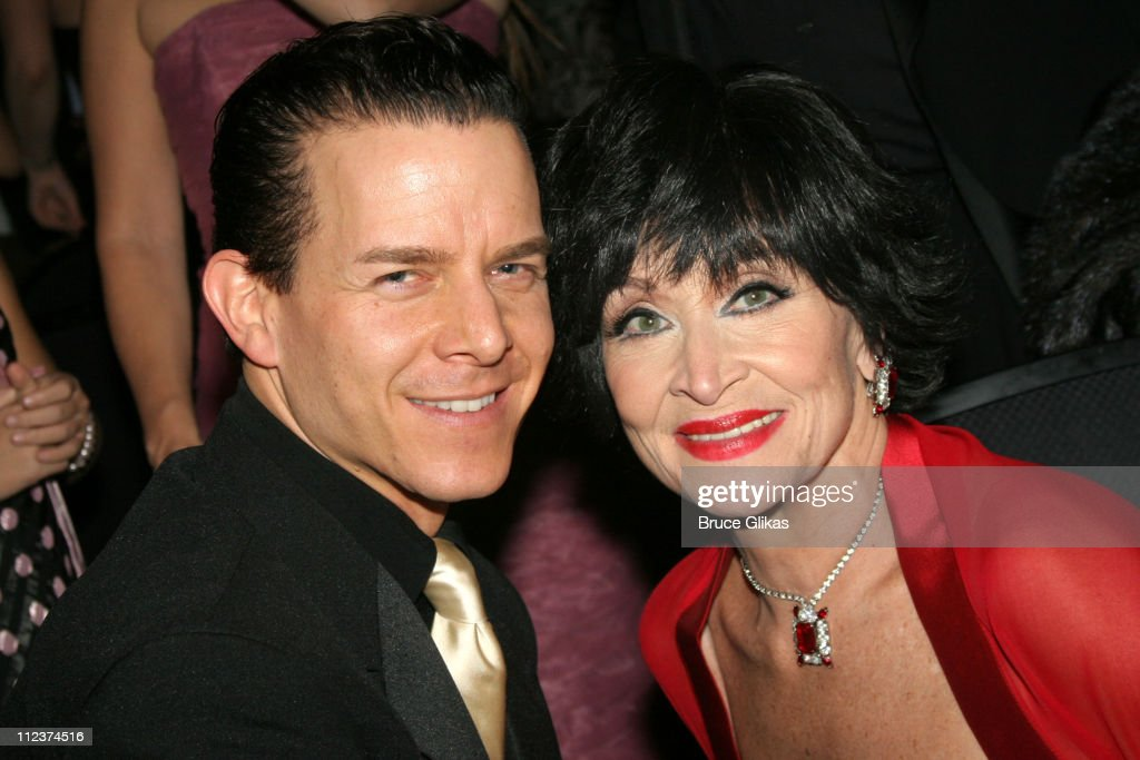 Christian Hoff and Chita Rivera