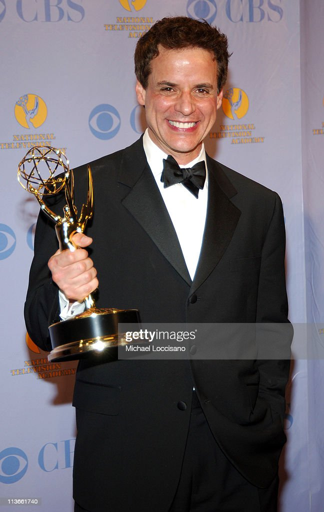 Christian Jules LeBlanc during 32nd Annual Daytime Emmy Awards - Press Room at Radio City Music Hall in New York City, New York, United States.