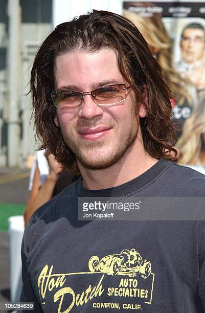 Christian Kane during 'New York Minute' Los Angeles Premiere at Grauman's Chinese Theater in Hollywood California United States