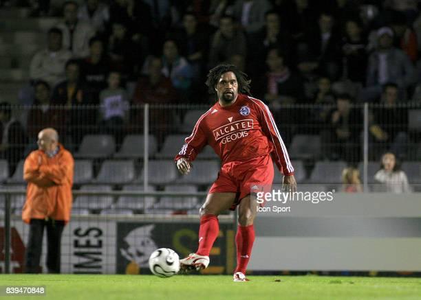 Christian KAREMBEU Variete Club / Equipe de France de la Poste Match de Gala pour l'association 'Plus de Vie' Nimes