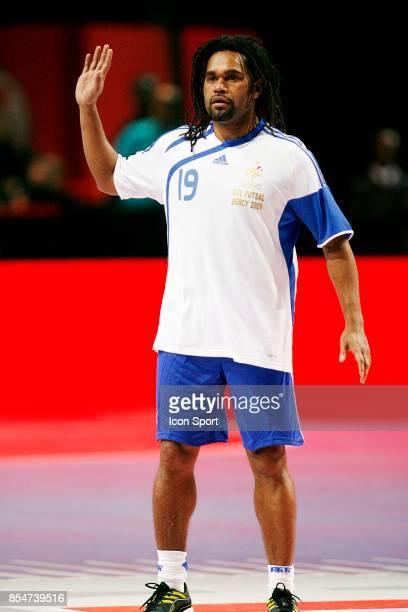 Christian KAREMBEU RTL Futsal Palais Omnisports de Paris Bercy
