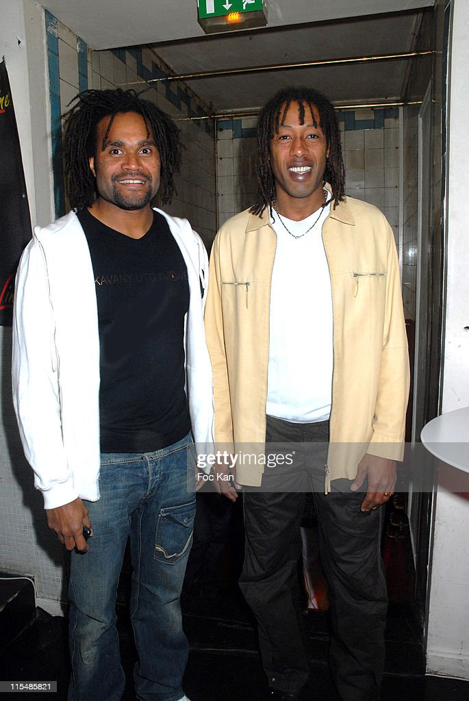 Christian Karembeu's Cafe des Sports MX Party