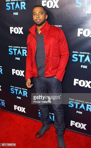 Christian Keyes attends ATL Live on the Park at Park Tavern on November 7 2016 in Atlanta Georgia