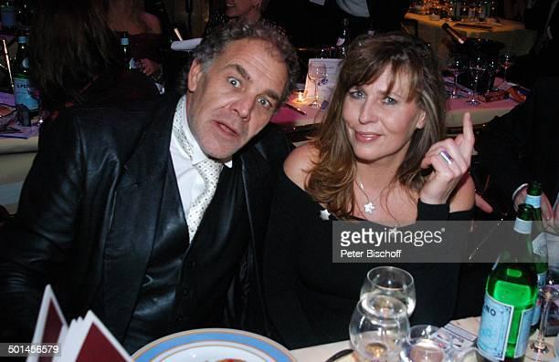 Christian Kohlund Ehefrau Elke Best 32 'Deutscher Filmball' Hotel 'Bayerischer Hof' München Bayern Deutschland Europa Gala Veranstaltung Schauspieler...