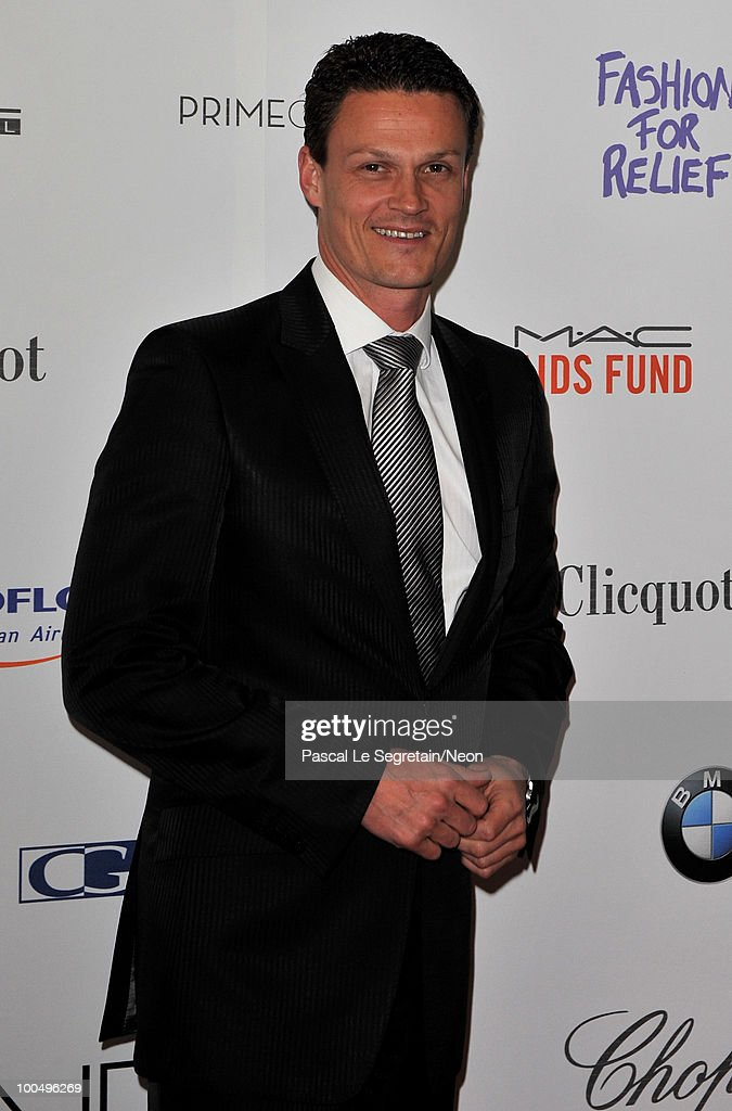 Christian Kremer attends the NEON Charity Gala in aid of the IRIS Foundation at the Capital City on May 24, 2010 in Moscow, Russia.