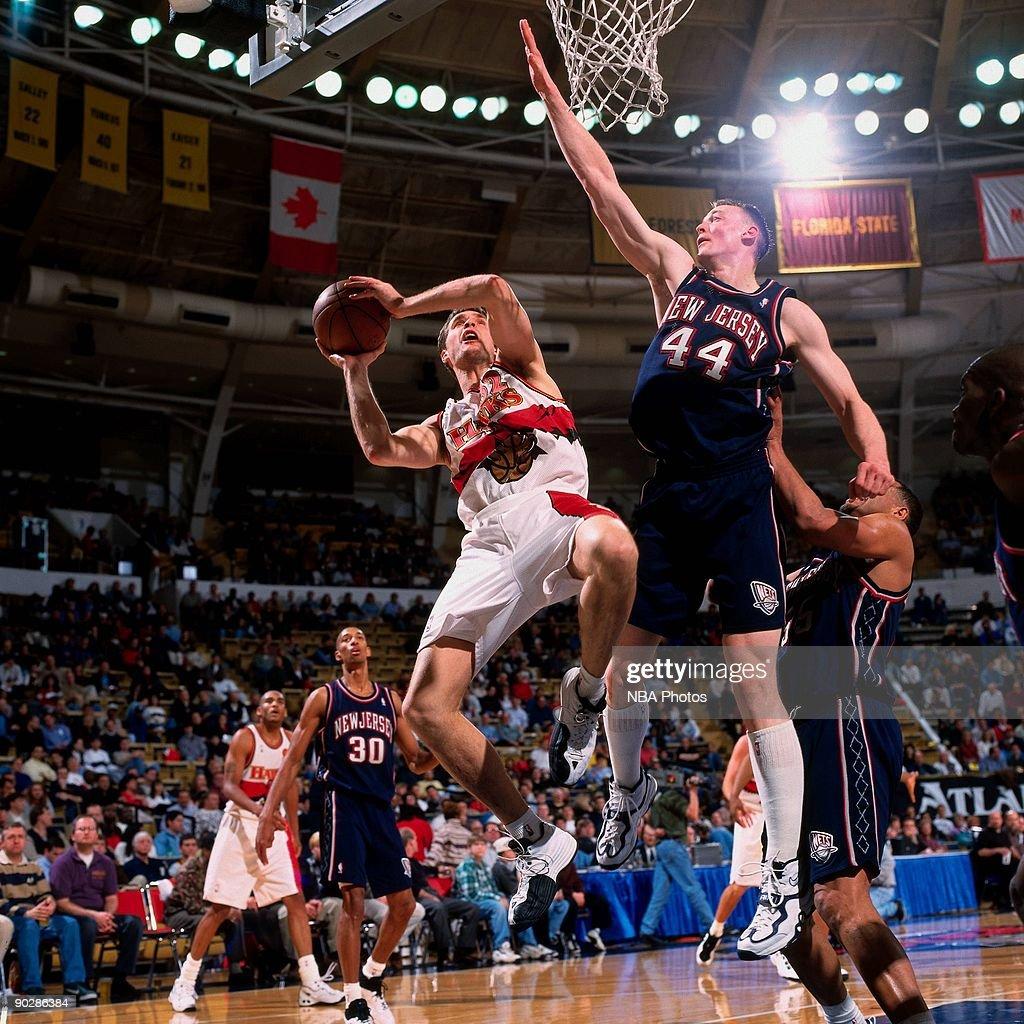 New Jersey Nets v Atlanta Hawks