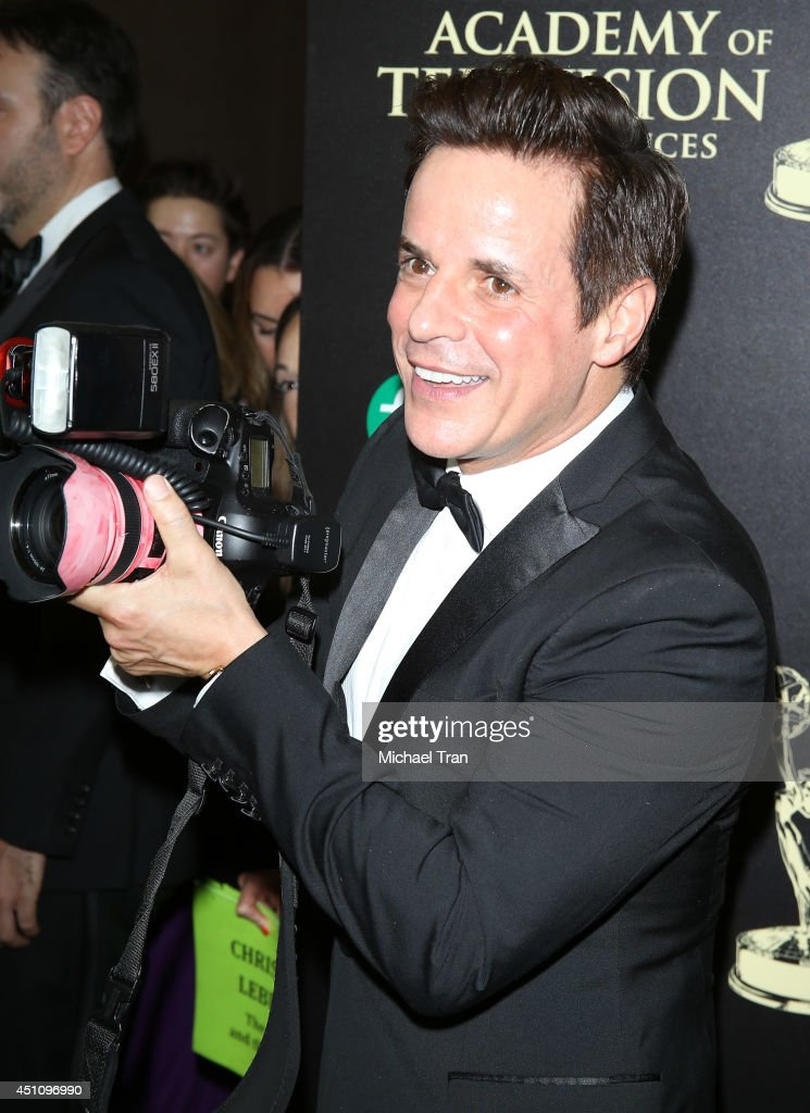 <a gi-track='captionPersonalityLinkClicked' href=/galleries/search?phrase=Christian+LeBlanc&family=editorial&specificpeople=624082 ng-click='$event.stopPropagation()'>Christian LeBlanc</a> arrives at the 41st Annual Daytime Emmy Awards held at The Beverly Hilton Hotel on June 22, 2014 in Beverly Hills, California.