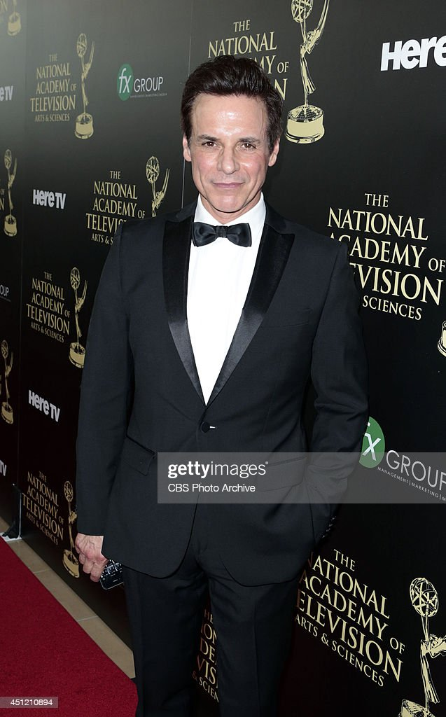 Christian LeBlanc on the red carpet at The 41st Annual Daytime Entertainment Emmy® Awards.