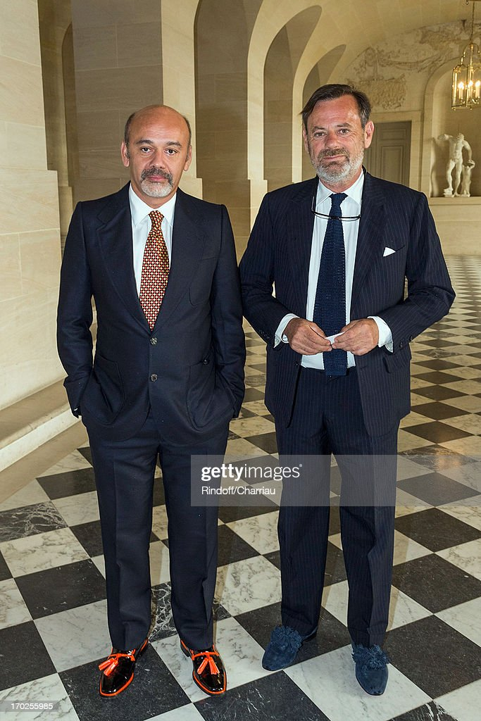 giuseppe penone 39 s exhibition at the palace of versailles gala dinner getty images. Black Bedroom Furniture Sets. Home Design Ideas