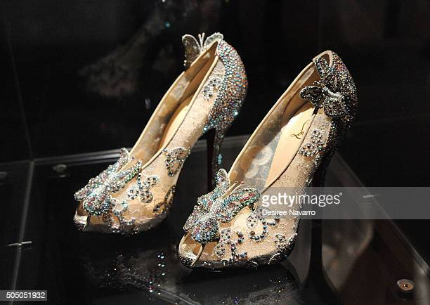 eb5fbd60e9a5 ... discount code for christian louboutin cinderella shoes 2012 on display  during the fairy tale fashion opening ...