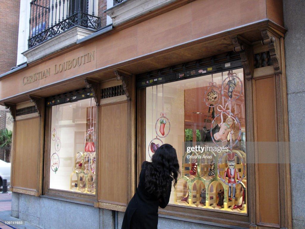 christian louboutin madrid shop