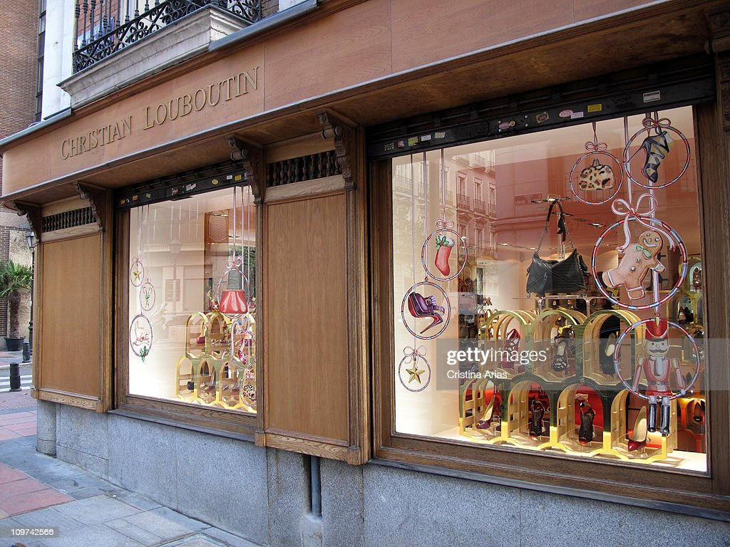 christian louboutin store in madrid