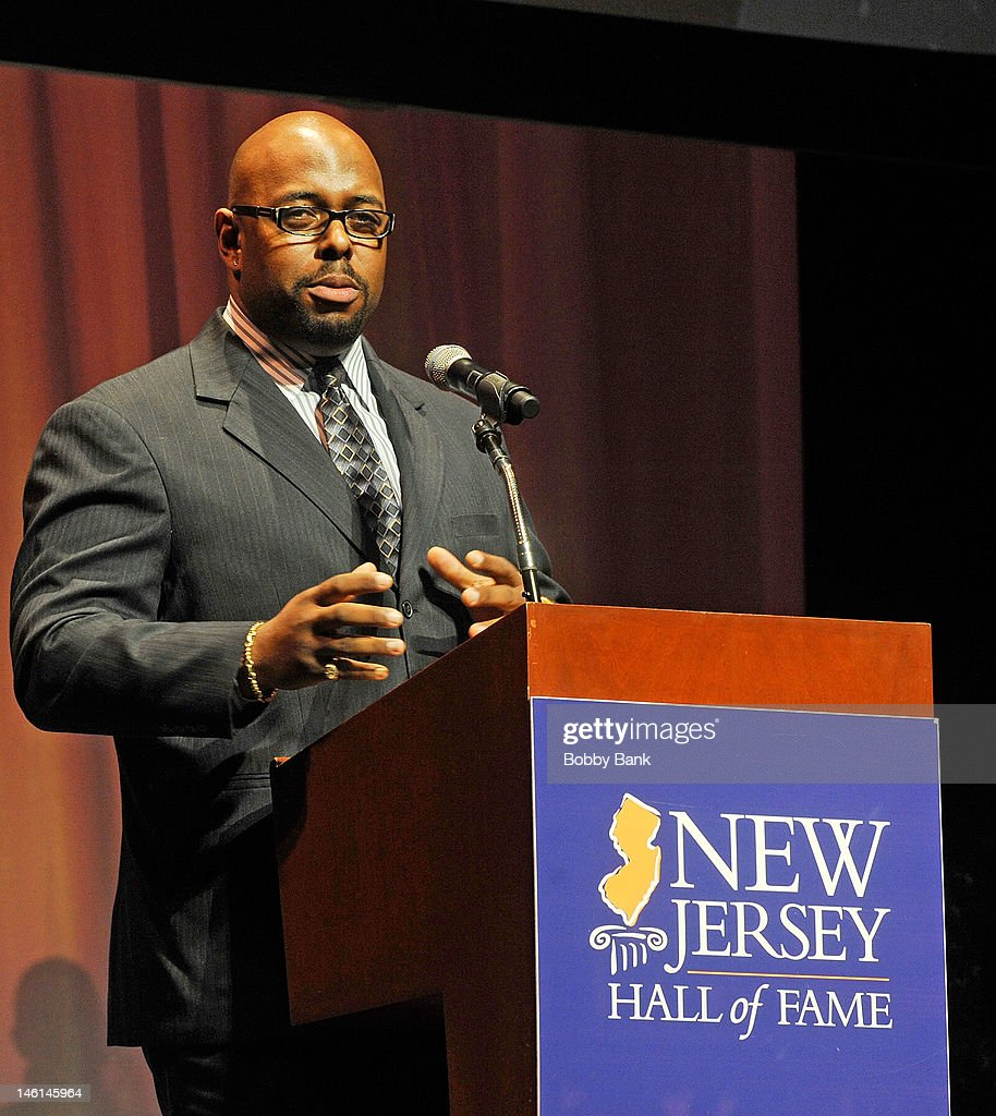 Christian McBride attends The 5th Annual New Jersey Hall Of Fame Induction Ceremony at New Jersey Performing Arts Center on June 9, 2012 in Newark, New Jersey.