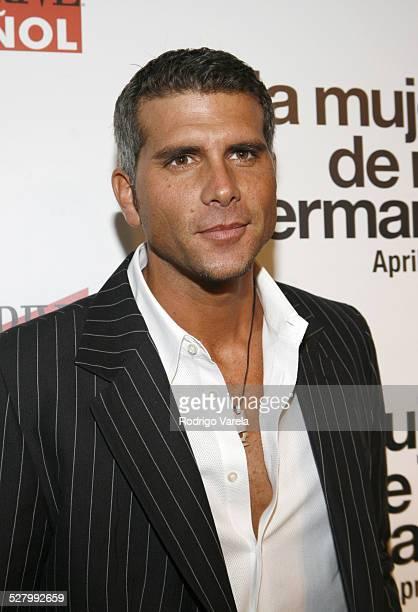 Christian Meier during La Mujer de Mi Hermano Miami Premiere at Regal South Beach Cinema in Miami Beach Florida United States