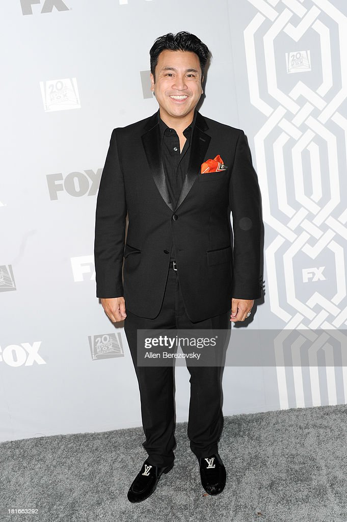 Christian Moralde attends the Fox Broadcasting, Twentieth Century Fox Television and FX 2013 Emmy nominees celebration at Soleto on September 22, 2013 in Los Angeles, California.