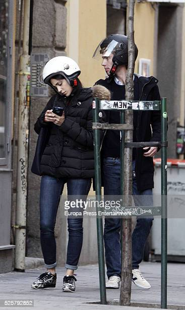 Christian of Hannover and Alessandra de Osma are seen on March 21 2016 in Madrid Spain