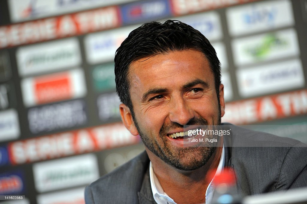 U.S. Citta di Palermo Unveils New Technical Director Christian Panucci