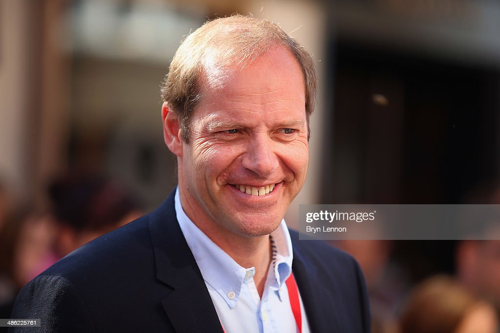 <a gi-track='captionPersonalityLinkClicked' href=/galleries/search?phrase=Christian+Prudhomme&family=editorial&specificpeople=546988 ng-click='$event.stopPropagation()'>Christian Prudhomme</a>, Director of the Tour de France, looks on ahead of the 78th edition of the La Fleche Wallonne on April 23, 2014 in Bastogne, Belgium. The 199km parcours scales the Mur de Huy climb three times, with the final 9.3% average ascent providing the finish to the race.